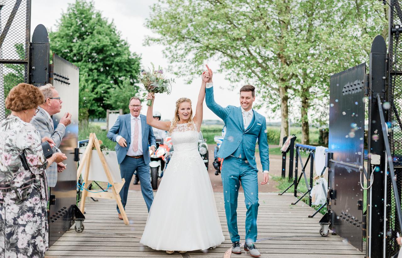 Bruiloft Herwijnen