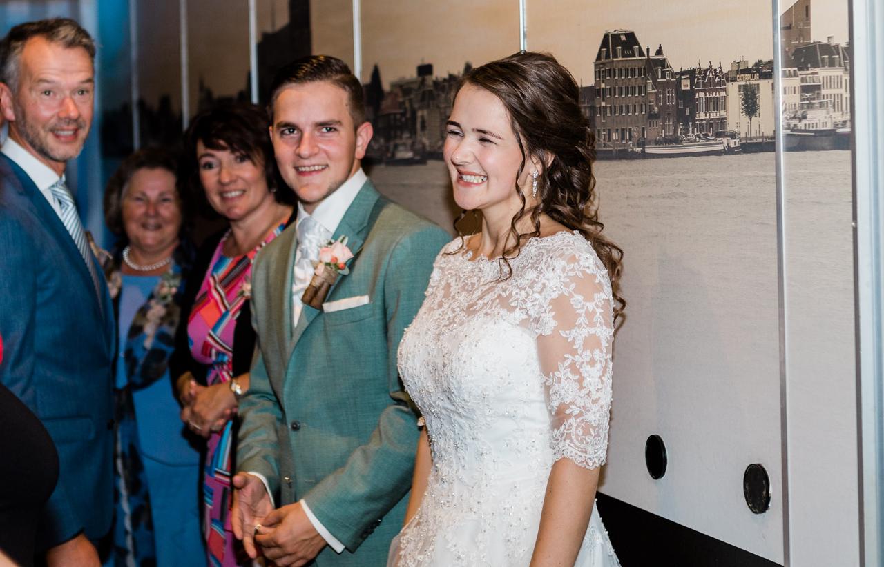 Bruidsreportage Dordrecht